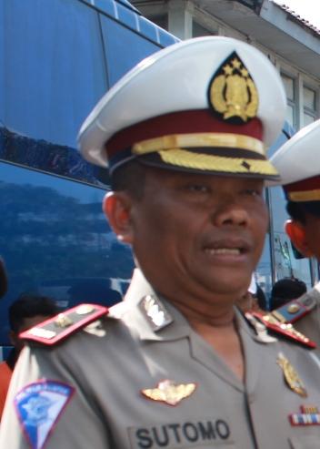 Pengamanan Natal dan Tahun Baru, Satlantas Terjunkan 180 Personil