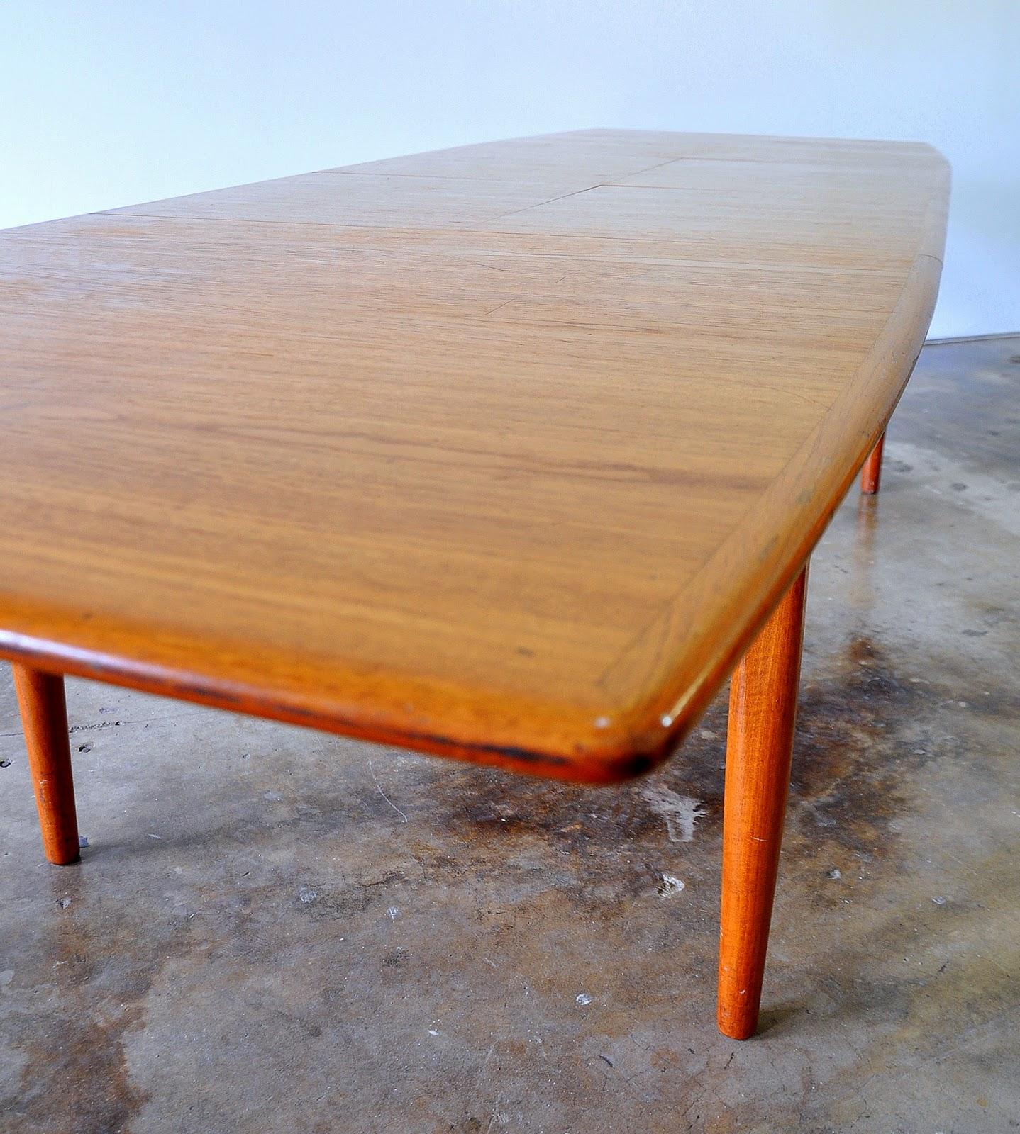 SELECT MODERN Falster Teak Expandable Dining Table : DanishModernFalsterTeakDiningTable19 from midcenturymoderndesignfinds.blogspot.com size 1438 x 1600 jpeg 468kB