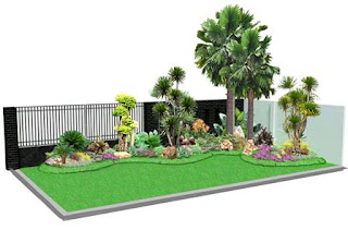 Desain Taman Surabaya - tukngtamansurabaya 85