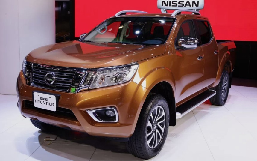 2018 Nissan Frontier Rumors Cars Reviews Rumors And Prices