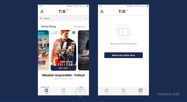 Beli Tiket Bioskop Tanpa Ngantri Hanya di TIX ID