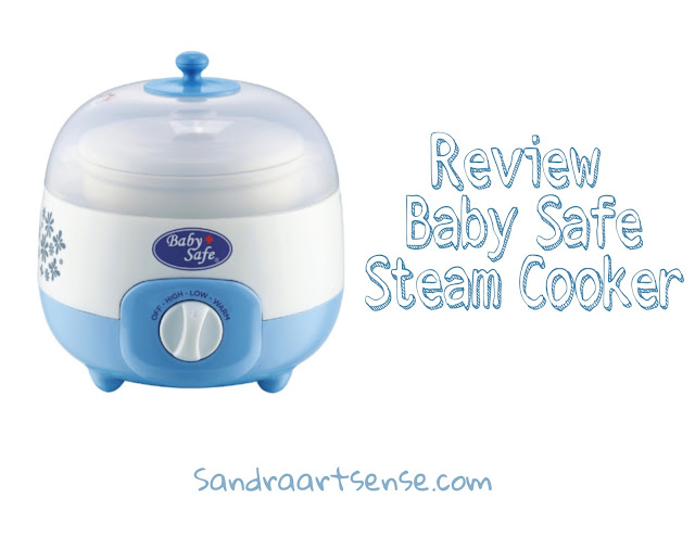 Baby Safe Steam Cooker