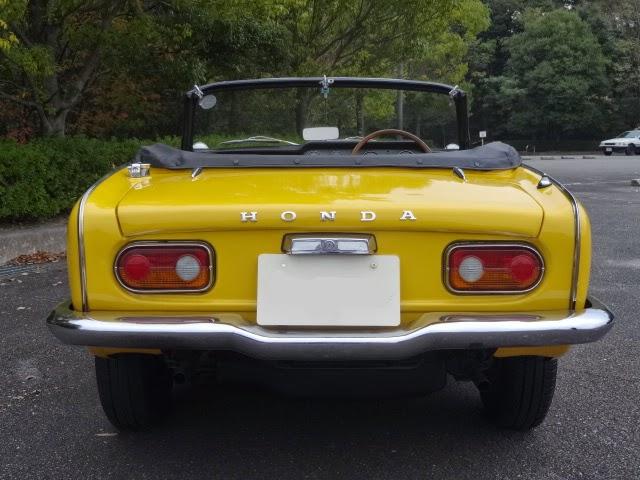 Fiat 850 Spider >> 1966 Honda S800 | Auto Restorationice