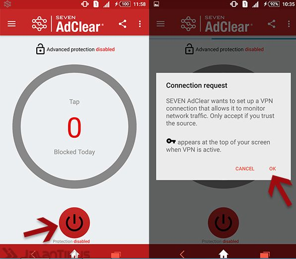 Adclear Free Ad Exterminator Application On Android