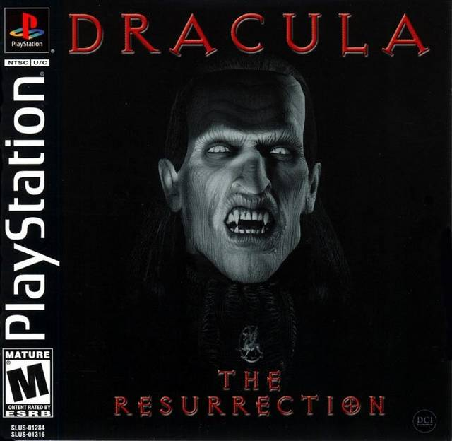 Dracula - The Resurrection - PS1 - ISOs Download