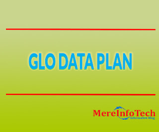 Glo Data Plan and Subscription Code
