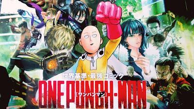 Hubungan Antara Anime One Punch Man Dengan Prefektur Saitama