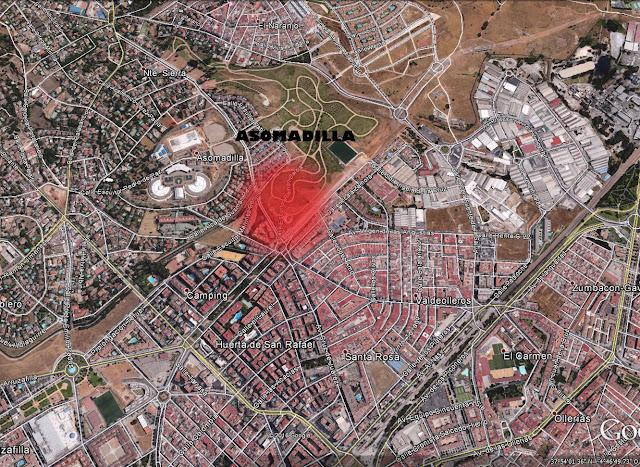 VI mesa mineralogica de Córdoba Asoma