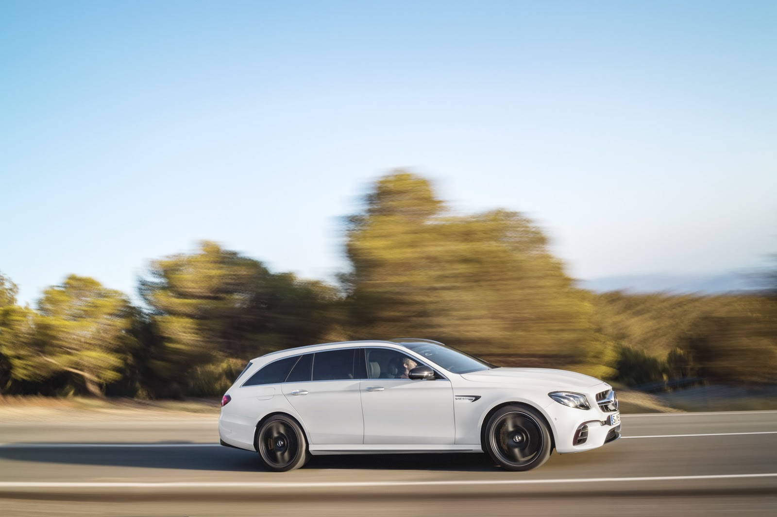 New Mercedes-AMG E63 S Wagon Is Wildest And Fastest ...