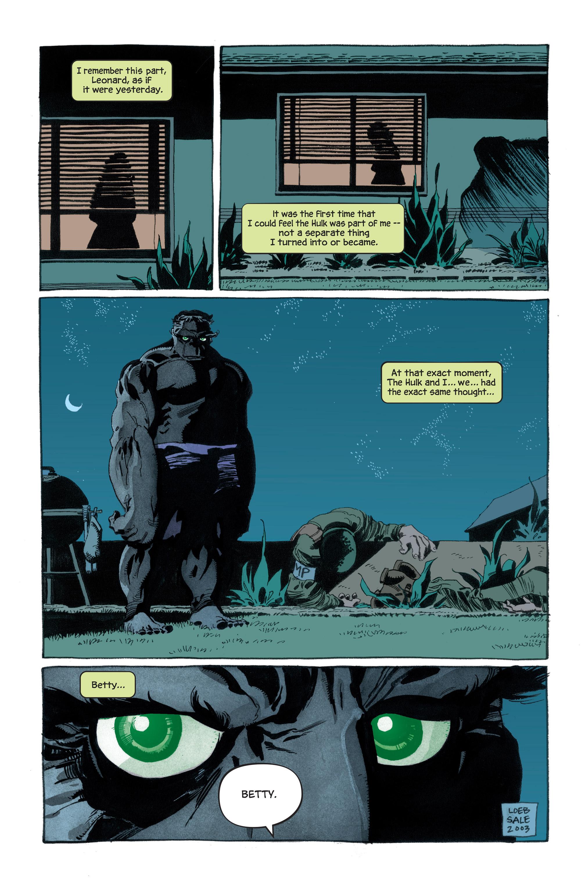 Read online Hulk: Gray comic -  Issue #1 - 22