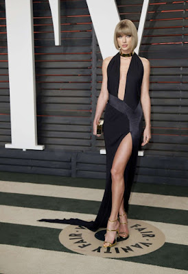 Taylor Swift – 2016 Vanity Fair Oscar Party in Beverly Hills