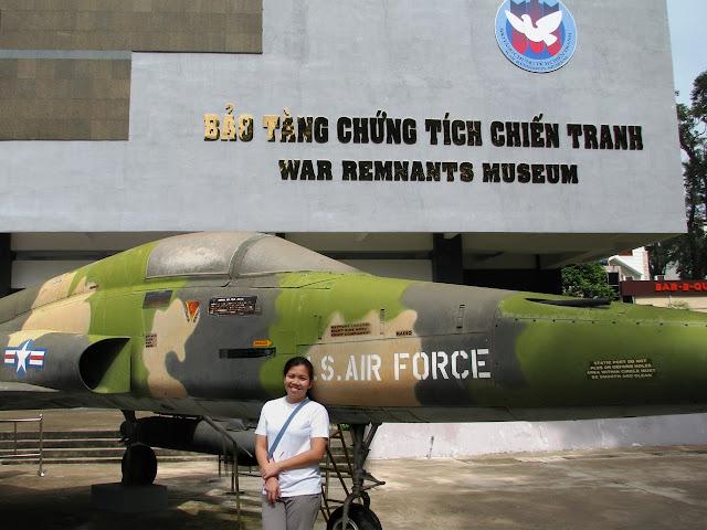 war remnants museum vietnam