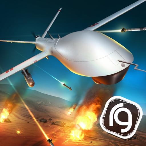 Drone Shadow Strike 3 - VER. 1.24.120 Unlimited (Money - Gold) MOD APK