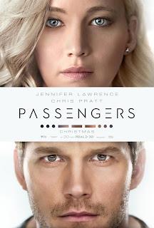 Passengers - Poster & Trailer