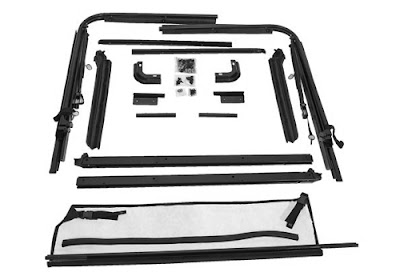 Soft Top Hardware Kit
