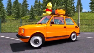 Fiat 126 v 2.0 car mod