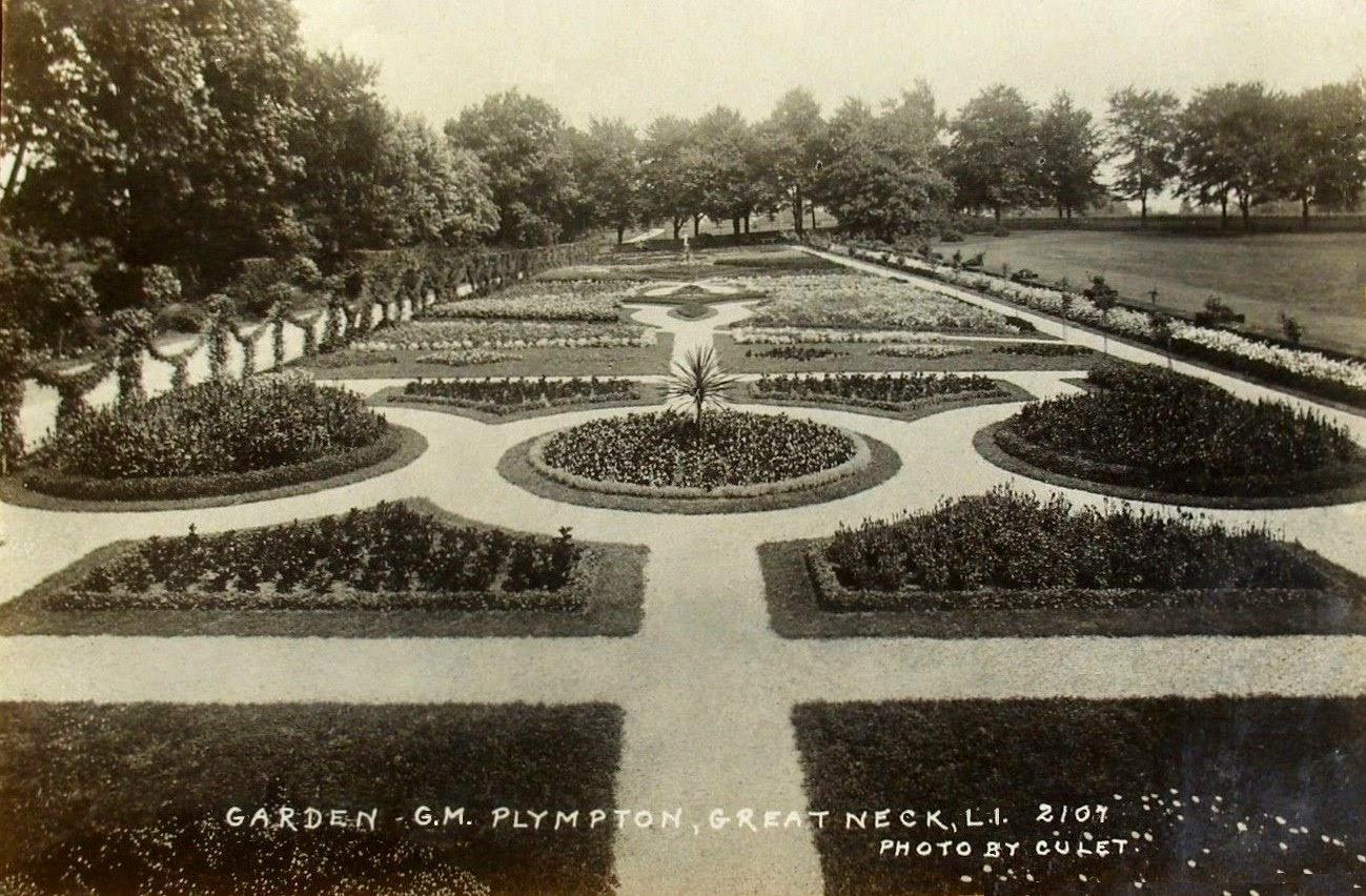 Old Long Island Wyndtryst Gardens