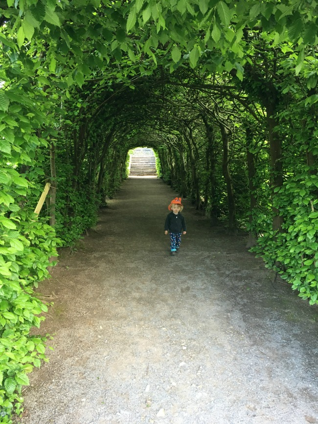 toddler-in-green-tunnel