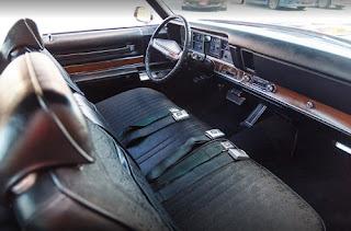 1970 Buick Riviera Gran Sport GS Dashboard