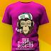 موك أب تشرت - FREE 3D T-shirt Mockup