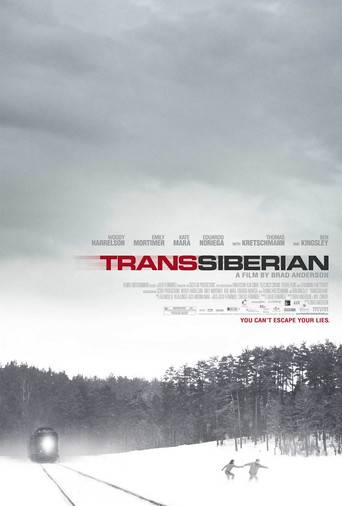 Transsiberian (2008) ταινιες online seires oipeirates greek subs