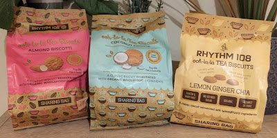 Rhythm108 gluten free dairy free tea biscuits ooh la la