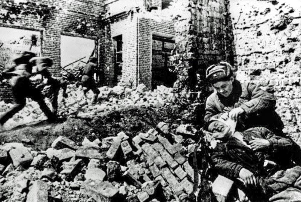 Schlacht Um Stalingrad