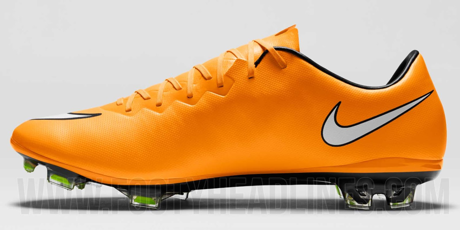 ... cheapest good 209a2 c2528 the micro textured upper of the nike mercurial  vapor 10 boot is 51cecbf5875b