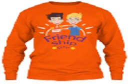 Happy Friendship day t-shirt images celebrations in India-2017