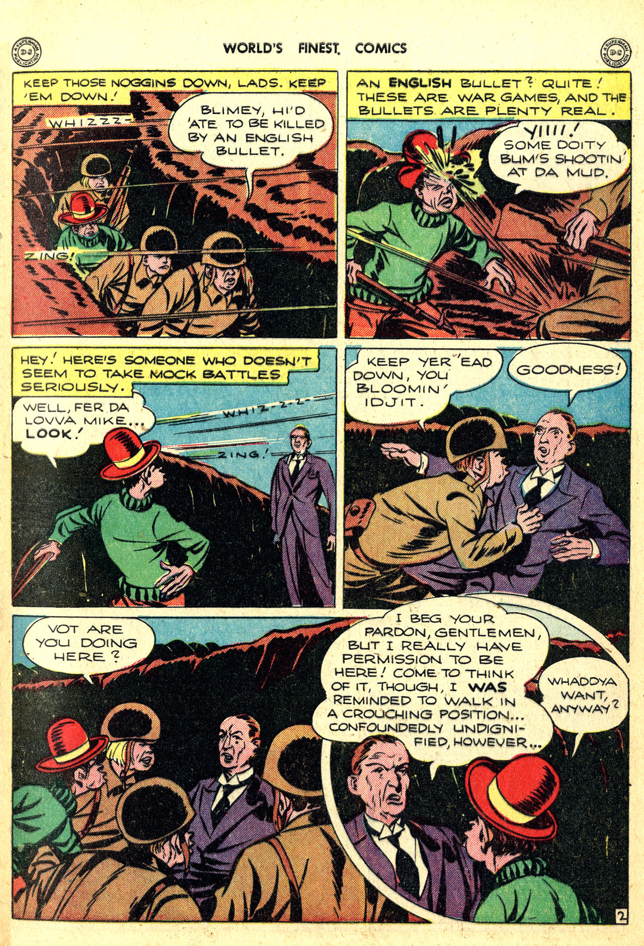 Read online World's Finest Comics comic -  Issue #18 - 37