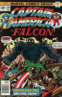 Captain America and the Falcon #204