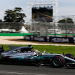 Lewis Hamilton fastest in first Australia GP practice