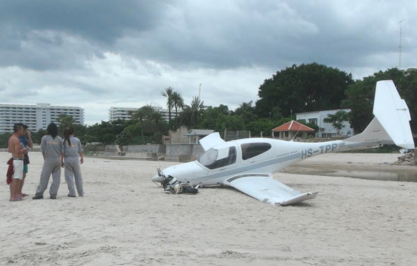 Kathryn's Report: Diamond DA40D Diamond Star TDI, HS-TPP: Accident occurred August 21, 2013 near ...