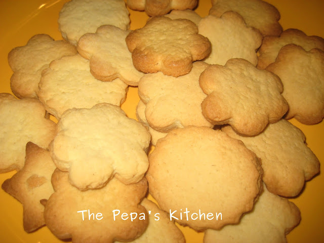 galletas de mantequilla thermomix halloween