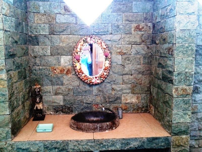 Kamar Mandi Angels Cottage Gili Trawangan