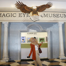 Menikmati Wisata Seni 3D Art Magic Eye Museum Kawasan Bandara Kualanamu