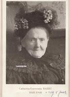 Catharina-Emerentia Baert 1848-1955