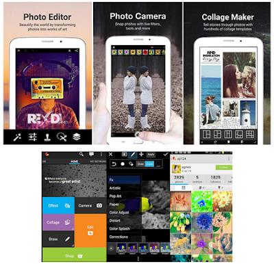 PicsArt Photo Studio Pro Premium v9.37.1 Apk Full Unlocked