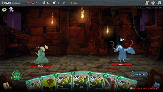 Slay the Spire Gameplay Screenshot 1