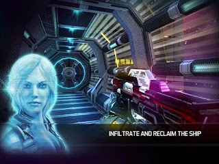 Game N.O.V.A. Legacy V1.0.6 MOD Apk ( Mega MOD )