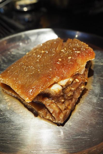 Pork Belly Kyungsung Yangkkochi Yeouido