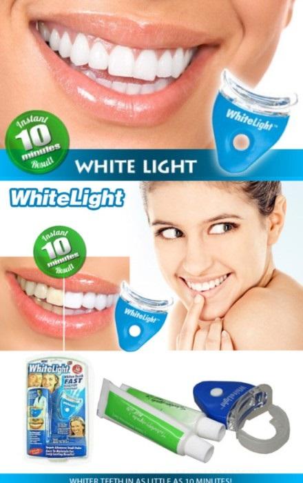 Want To Sell White Light Pemutih Gigi Tiada Lagi Gigi Kuning D