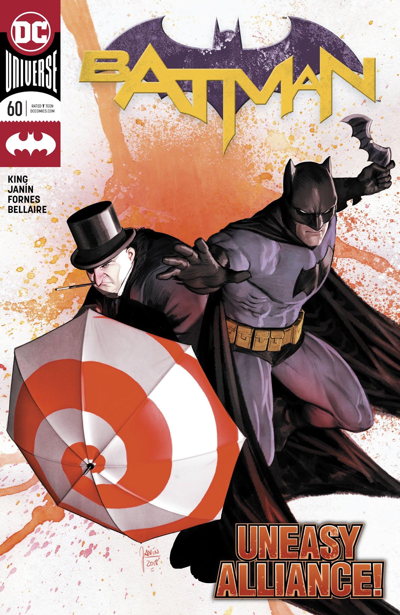 Batman (2016) 60 Page 1