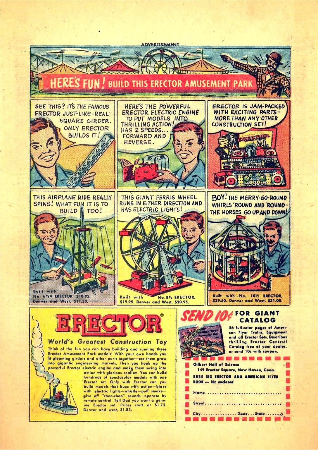 Read online Detective Comics (1937) comic -  Issue #166 - 43