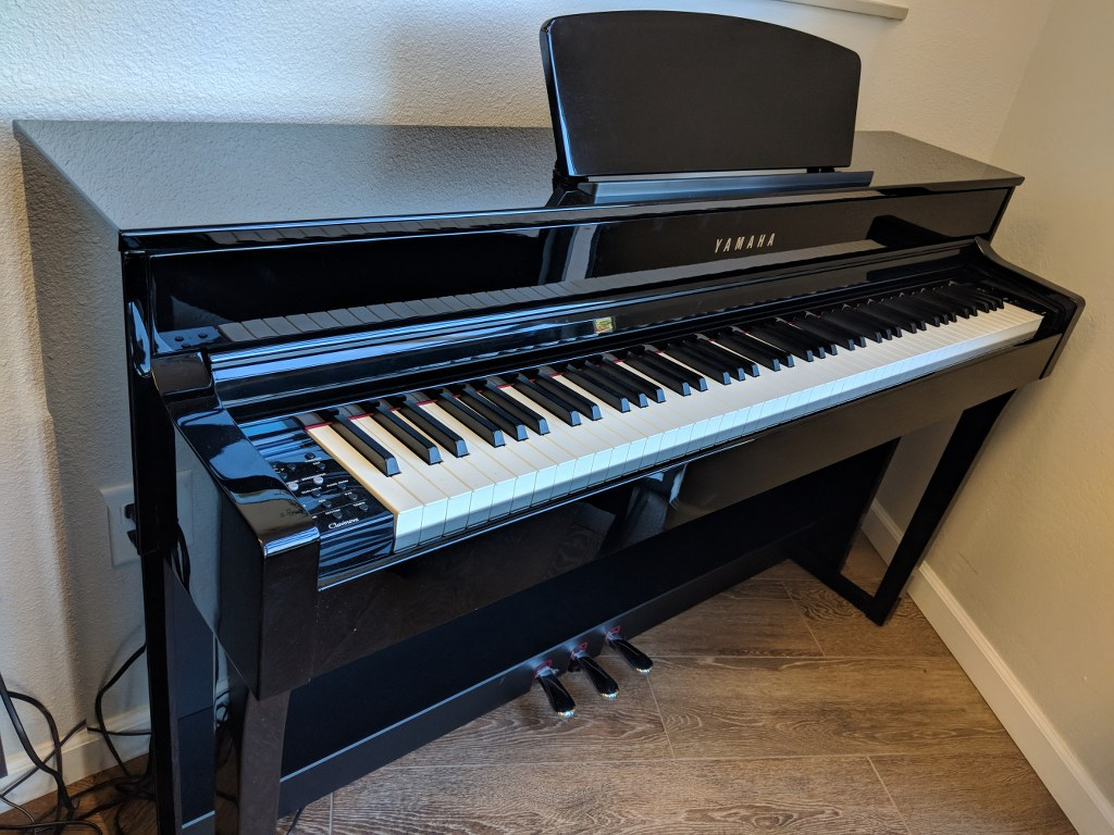 Az piano reviews review comparison yamaha clp635 for Yamaha clp 635 review