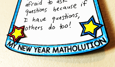 My New Year Matholution