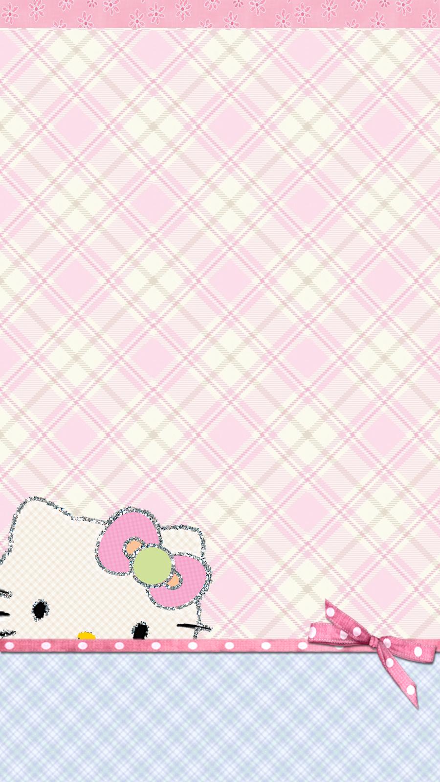 Pug Iphone Wallpaper Love Pink Pastel Frost Hellokitty Wallpaper Freebie