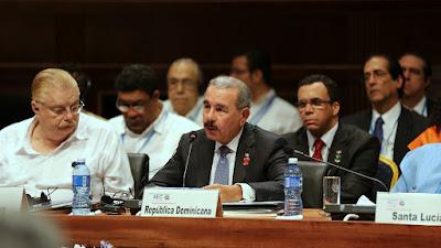 VIDEO: Danilo Medina proclama mensaje de optimismo para los países del Caribe