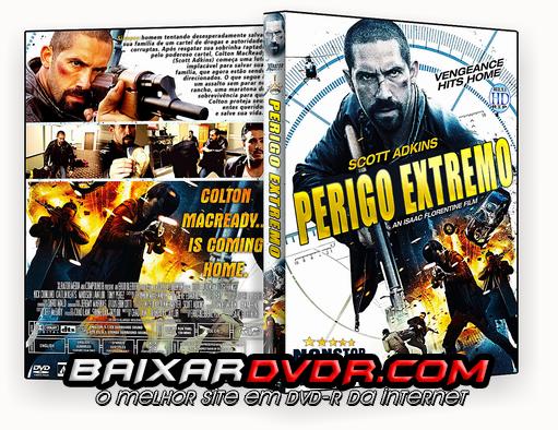 PERIGO EXTREMO (2015) DUAL AUDIO DVD-R OFICIAL