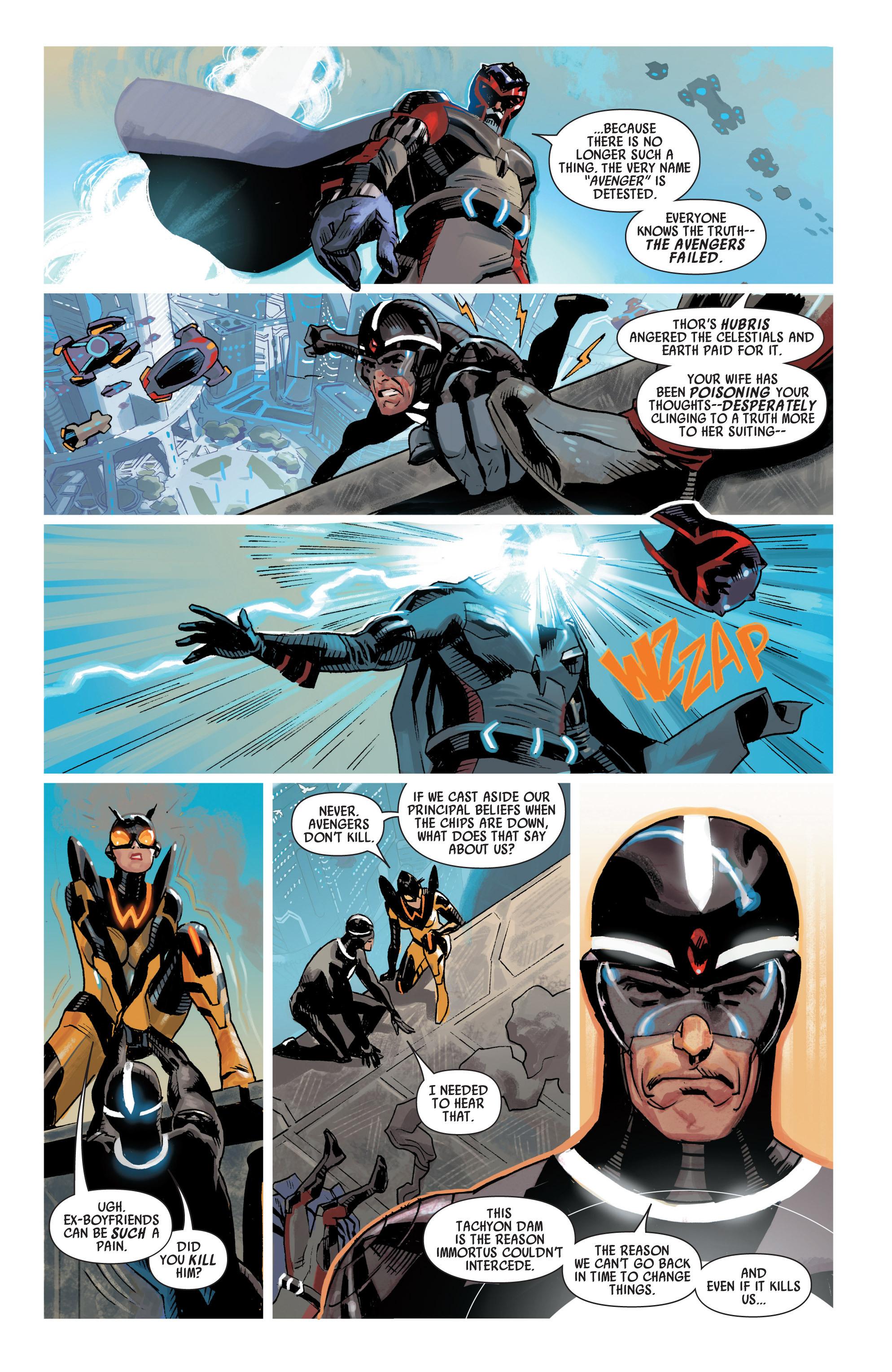 Read online Uncanny Avengers (2012) comic -  Issue #18 - 15